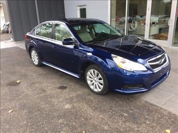 2011 Subaru Legacy for sale in Milton, VT