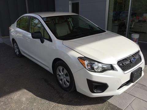 2014 Subaru Impreza for sale in Milton, VT
