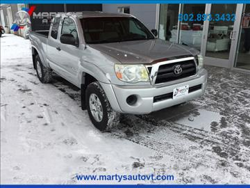 2006 Toyota Tacoma for sale in Milton, VT