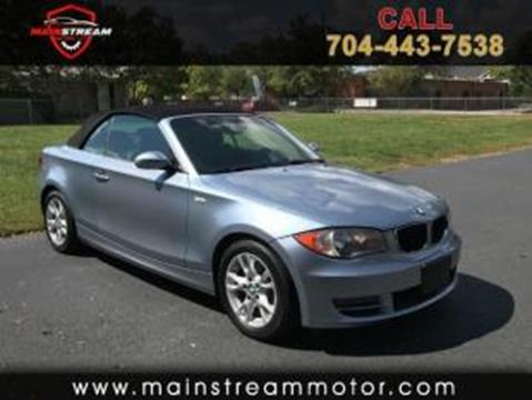 2008 BMW 1 Series for sale in Charlotte, NC