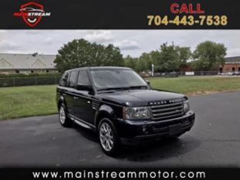 2009 Land Rover Range Rover Sport for sale in Charlotte, NC