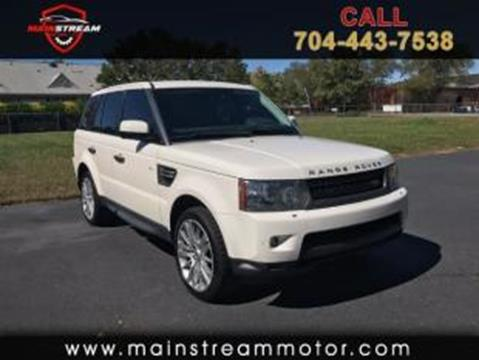 2010 Land Rover Range Rover Sport for sale in Charlotte, NC