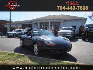 2002 Porsche Boxster for sale in Charlotte, NC