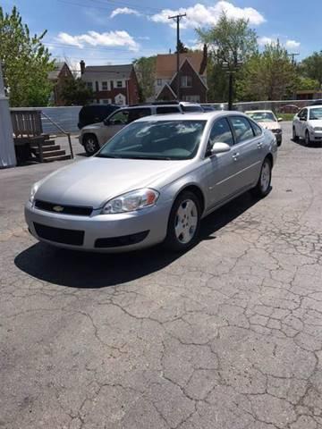 2006 Chevrolet Impala for sale at Bi-Rite Auto Sales in Clinton Township MI