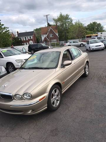 2002 Jaguar X-Type for sale in Detroit, MI