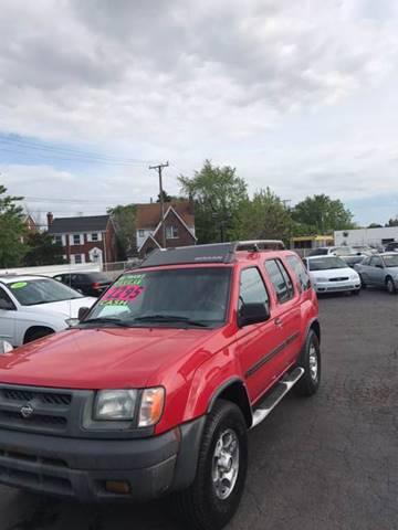 2000 Nissan Xterra for sale at Bi-Rite Auto Sales in Clinton Township MI