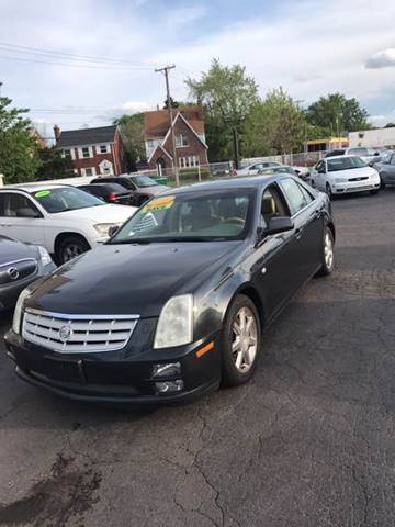2005 Cadillac STS for sale in Detroit, MI