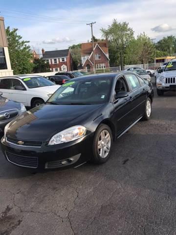 2010 Chevrolet Impala for sale at Bi-Rite Auto Sales in Clinton Township MI