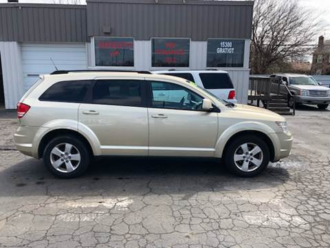 2010 Dodge Journey for sale at Bi-Rite Auto Sales in Clinton Township MI