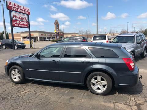 2007 Dodge Magnum for sale at Bi-Rite Auto Sales in Clinton Township MI