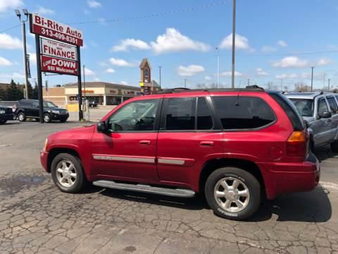 2002 GMC Envoy for sale at Bi-Rite Auto Sales in Clinton Township MI