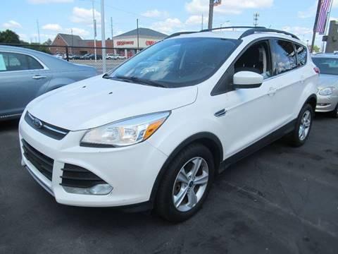2013 Ford Escape for sale at Bi-Rite Auto Sales in Clinton Township MI