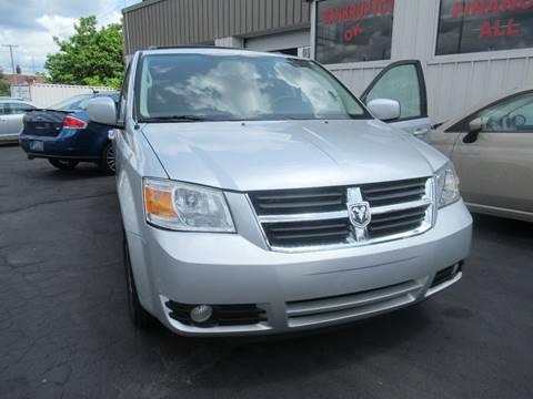 2009 Dodge Grand Caravan for sale at Bi-Rite Auto Sales in Clinton Township MI