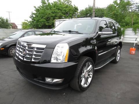 2012 Cadillac Escalade for sale at Bi-Rite Auto Sales in Clinton Township MI