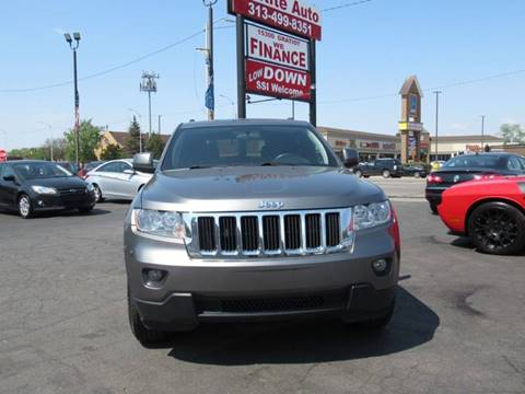 2013 Jeep Grand Cherokee for sale in Detroit, MI