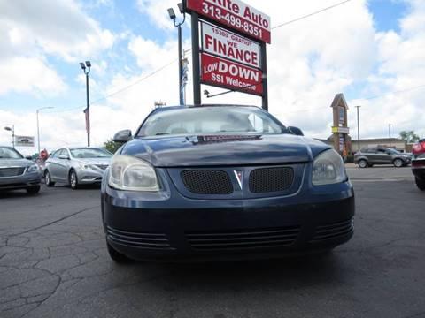 2008 Pontiac G5 for sale in Detroit, MI