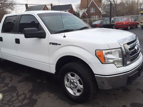 2010 Ford F-150 for sale in Detroit, MI