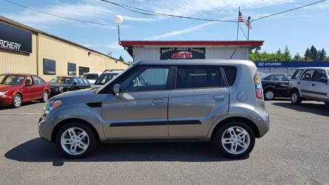 2010 Kia Soul for sale at Ron's Auto Sales in Hillsboro OR