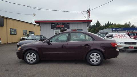 2006 Hyundai Sonata for sale in Hillsboro, OR
