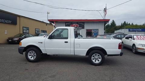 2004 Ford Ranger for sale in Hillsboro OR