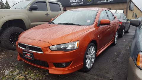 2010 Mitsubishi Lancer for sale at Ron's Auto Sales in Hillsboro OR