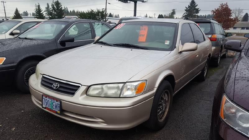 Captivating 2001 Toyota Camry For Sale At Ronu0027s Auto Sales In Hillsboro OR