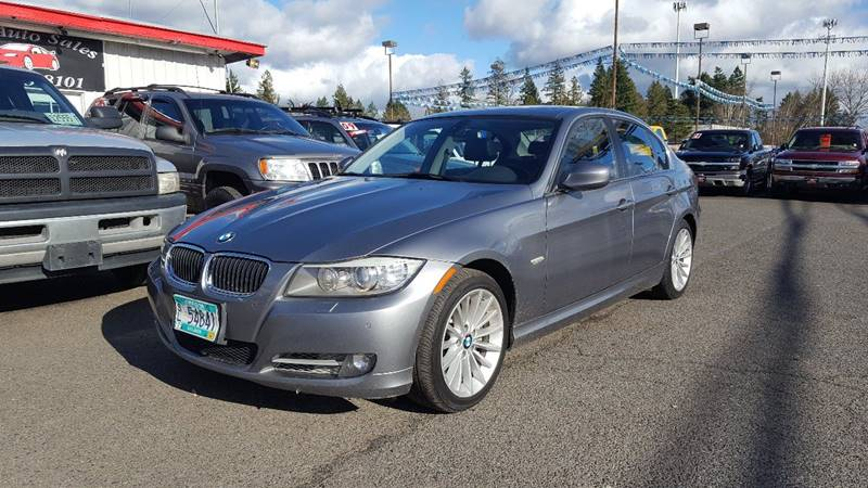 BMW Series D In Hillsboro OR Rons Auto Sales - Bmw 3 series 335d