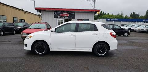 2012 Toyota Matrix for sale at Ron's Auto Sales in Hillsboro OR