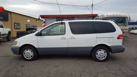 2002 Toyota Sienna for sale in Hillsboro, OR