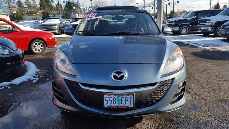 2010 Mazda MAZDA3 for sale at Ron's Auto Sales in Hillsboro OR