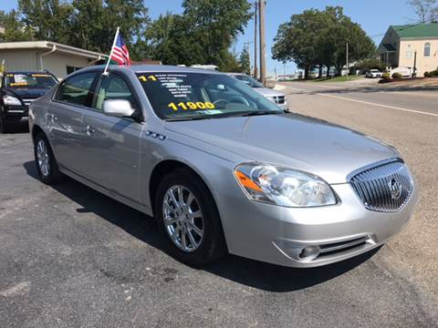 2011 Buick Lucerne for sale in Ardmore, TN