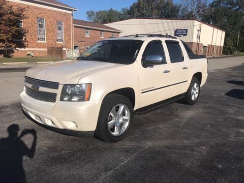 2011 Chevrolet Avalanche for sale in Ardmore, TN