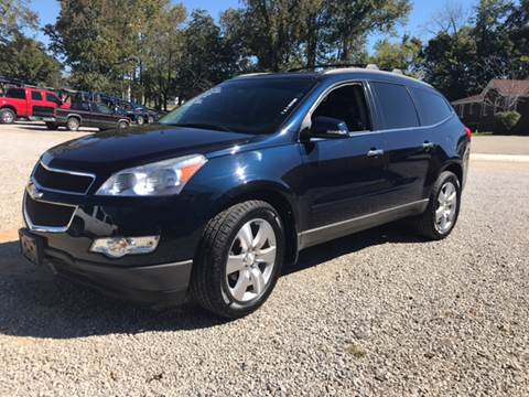 2012 Chevrolet Traverse for sale in Ardmore, TN