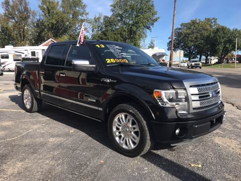 2013 Ford F-150 for sale in Ardmore, TN