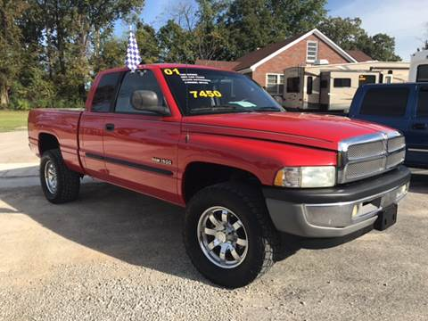 2001 Dodge Ram Pickup 1500 for sale in Ardmore, TN