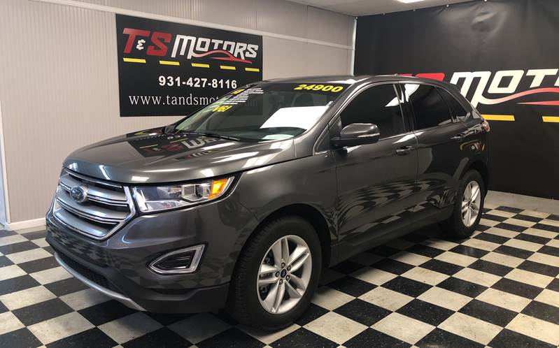Ford Edge For Sale At T S Motors In Ardmore Tn
