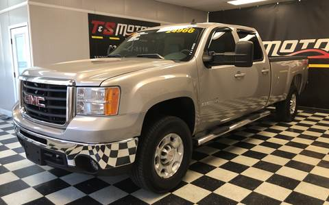 2008 GMC Sierra 2500HD for sale in Ardmore, TN