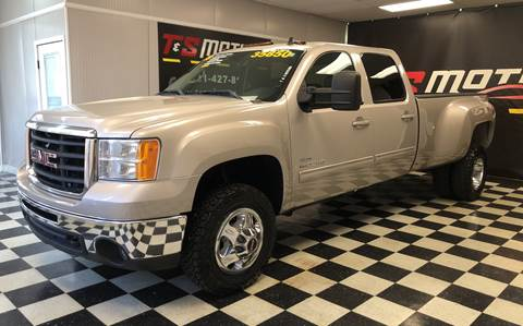2009 GMC Sierra 3500HD for sale in Ardmore, TN