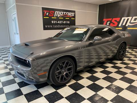 2018 Dodge Challenger for sale in Ardmore, TN
