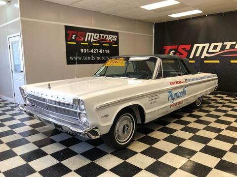 1965 Plymouth Sport Fury for sale in Ardmore, TN