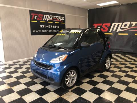 2009 Smart fortwo for sale in Ardmore, TN