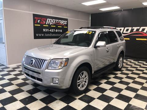 2009 Mercury Mariner for sale in Ardmore, TN
