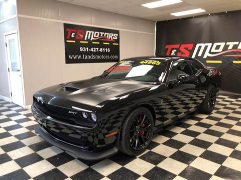 2016 Dodge Challenger for sale in Ardmore, TN