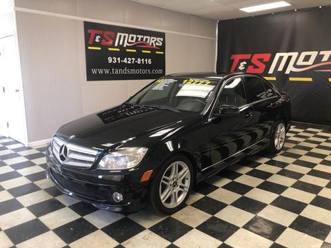 2010 Mercedes-Benz C-Class for sale in Ardmore, TN