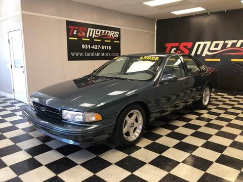 1995 Chevrolet Impala for sale in Ardmore, TN