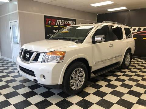 2015 Nissan Armada for sale in Ardmore, TN