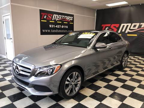 2015 Mercedes-Benz C-Class for sale in Ardmore, TN