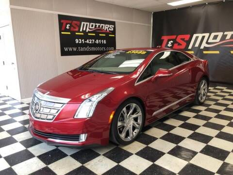 Used Car Dealerships In Lansing Mi >> 2014 Cadillac Elr For Sale In Ardmore Tn