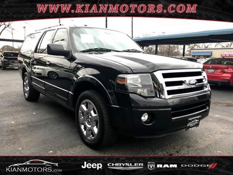2014 Ford Expedition EL for sale in Denton, TX