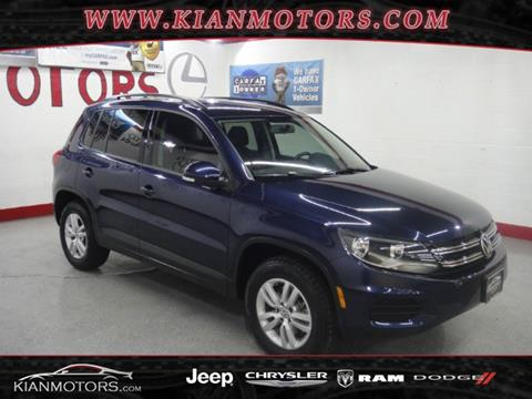 2015 Volkswagen Tiguan for sale in Denton, TX
